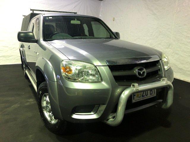 Used Mazda BT-50 UNY0E4 DX+ Freestyle 4x2, 2009 Mazda BT-50 UNY0E4 DX+ Freestyle 4x2 Grey 5 Speed Manual Utility