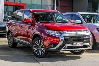 2019 Mitsubishi Outlander ZL MY20 LS 2WD P62 6 Speed Wagon.
