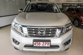 2020 Nissan Navara D23 S4 MY20 SL Brilliant Silver 7 Speed Sports Automatic Utility.