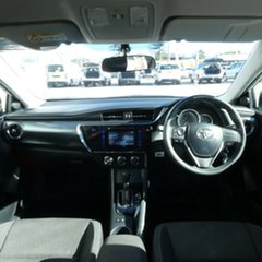 2017 Toyota Corolla ZRE182R Ascent S-CVT Glacier White 7 Speed Constant Variable Hatchback