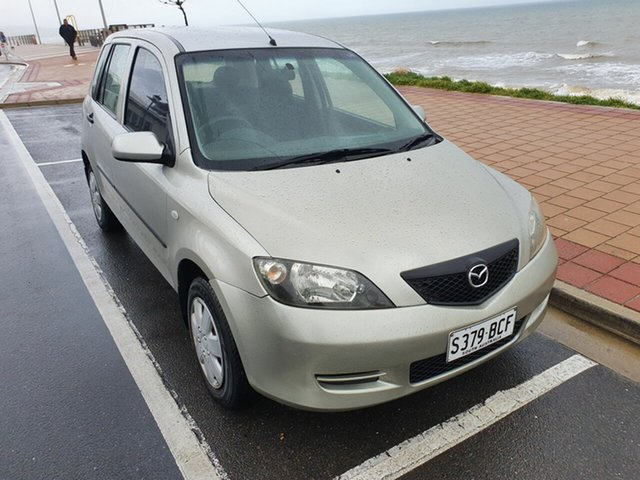 Used Mazda 2 DY10Y1 Neo Morphett Vale, 2004 Mazda 2 DY10Y1 Neo Silver 4 Speed Automatic Hatchback