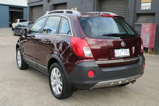 2013 Holden Captiva CG MY13 5 LTZ (FWD) Maroon 6 Speed Automatic Wagon