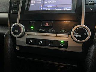 2016 Toyota Camry ASV50R MY16 Altise Blue 6 Speed Automatic Sedan
