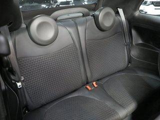 2013 Fiat 500C Series 1 S Dualogic Grey 5 Speed Sports Automatic Single Clutch Convertible