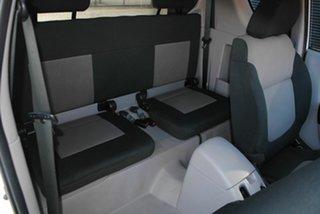 2010 Mitsubishi Triton MN MY11 GLX Club Cab Polar White 5 Speed Manual Utility