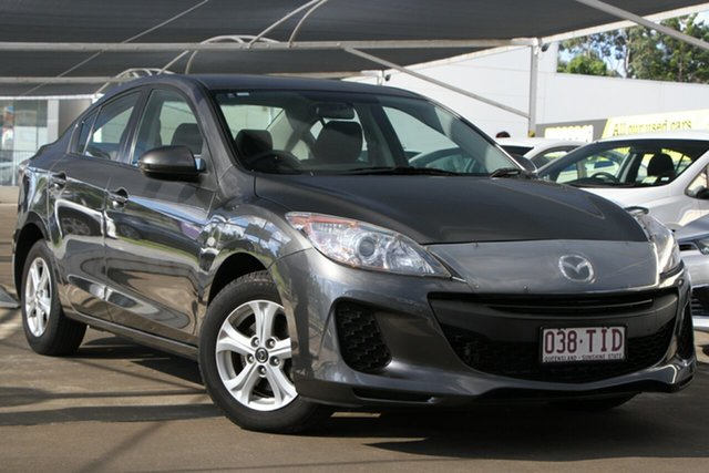 Used Mazda 3 BL10F2 MY13 Neo, 2013 Mazda 3 BL10F2 MY13 Neo Grey 6 Speed Manual Sedan