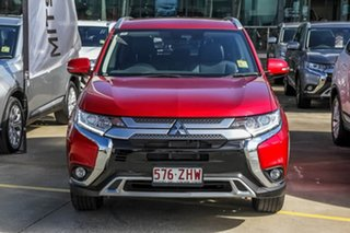 2019 Mitsubishi Outlander ZL MY20 LS 2WD P62 6 Speed Constant Variable Wagon.
