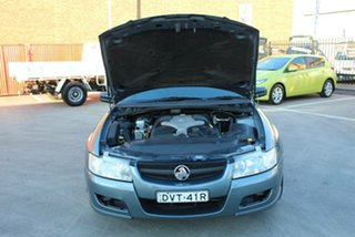 2006 Holden Commodore VZ MY06 Executive Blue 4 Speed Automatic Wagon