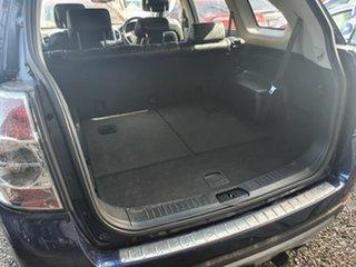 2011 Holden Captiva CG MY10 LX AWD Blue 5 Speed Sports Automatic Wagon