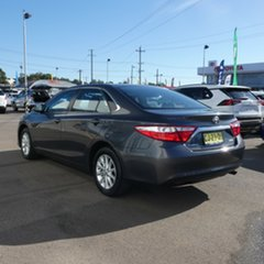 2016 Toyota Camry ASV50R Altise Grey 6 Speed Sports Automatic Sedan