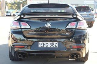 2015 Holden Commodore VF II SS-V Redline Black 6 Speed Automatic Sedan
