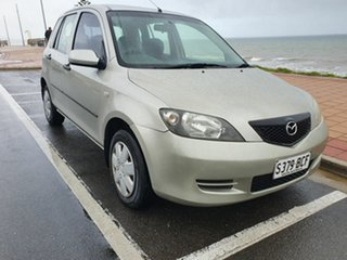 2004 Mazda 2 DY10Y1 Neo Silver 4 Speed Automatic Hatchback.