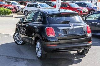 2015 Fiat 500X 334 Lounge AWD Black 9 Speed Sports Automatic Wagon.