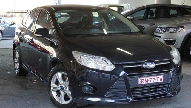 Used Ford Focus LV Mk II CL, 2011 Ford Focus LV Mk II CL Grey 4 Speed Sports Automatic Hatchback