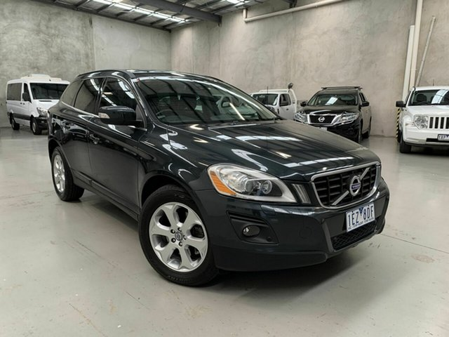 Used Volvo XC60 DZ MY09 T6 Geartronic AWD, 2009 Volvo XC60 DZ MY09 T6 Geartronic AWD Grey 6 Speed Sports Automatic Wagon