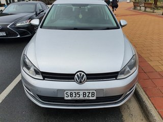 2015 Volkswagen Golf VII MY16 92TSI DSG Silver 7 Speed Sports Automatic Dual Clutch Hatchback.