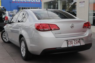 2014 Holden Commodore VF MY15 Evoke Silver 6 Speed Sports Automatic Sedan.