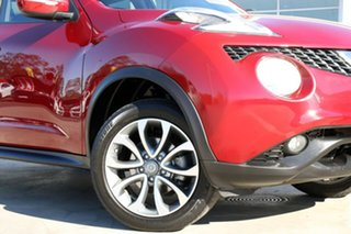 2016 Nissan Juke F15 Series 2 ST X-tronic 2WD Magnetic Red 1 Speed Constant Variable Hatchback