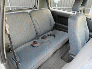 2003 Suzuki Ignis GA Silver 5 Speed Manual Hatchback