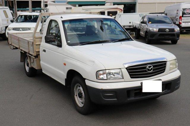 Used Mazda Bravo B2600 DX 4x2, 2003 Mazda Bravo B2600 DX 4x2 White 5 speed Manual Cab Chassis