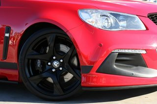 2016 Holden Special Vehicles ClubSport Gen-F2 MY16 R8 SV Black Red Hot 6 Speed Sports Automatic