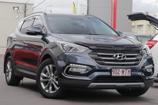 2015 Hyundai Santa Fe DM3 MY16 Elite Blue 6 Speed Sports Automatic Wagon