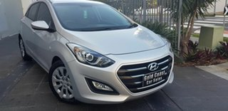 2016 Hyundai i30 GD4 Series 2 Update Active 1.6 CRDi Silver 7 Speed Auto Dual Clutch Hatchback.