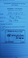 2016 Hyundai i30 GD4 Series 2 Update Active 1.6 CRDi Silver 7 Speed Auto Dual Clutch Hatchback