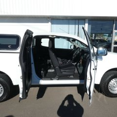 2015 Isuzu D-MAX MY15 SX Space Cab White 5 Speed Sports Automatic Cab Chassis