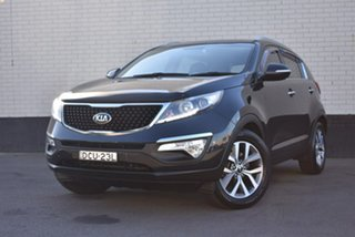 2015 Kia Sportage SL MY15 Si 2WD Premium Black 6 Speed Sports Automatic Wagon.