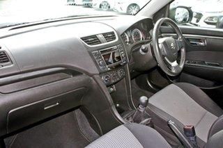 2012 Suzuki Swift FZ RE2 Blue 5 Speed Manual Hatchback