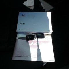 2015 Honda Jazz GF MY15 VTi White 1 Speed Hatchback.