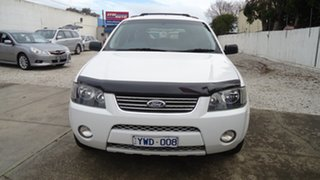 2004 Ford Territory SX TX White 4 Speed Sports Automatic Wagon