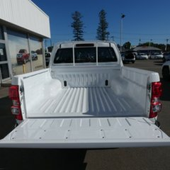 2017 Holden Colorado RG MY17 LS Pickup Crew Cab Summit White 6 Speed Sports Automatic Utility