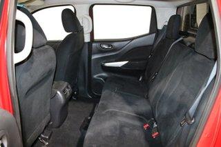 2015 Nissan Navara NP300 D23 ST (4x4) Red 7 Speed Automatic Dual Cab Utility