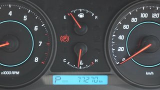 2013 Holden Captiva CG Series II MY12 7 AWD LX Grey 6 Speed Sports Automatic Wagon.