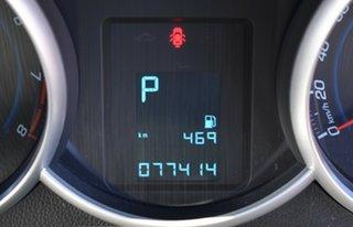 2015 Holden Cruze JH Series II MY15 Equipe Grey 6 Speed Sports Automatic Sedan.