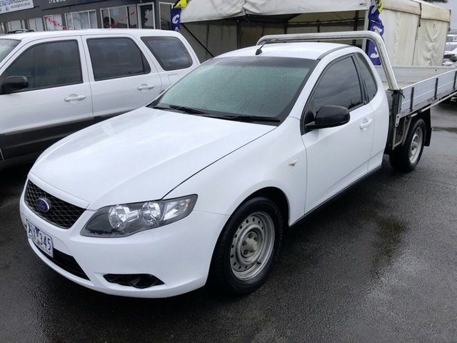 Used Ford Falcon FG R6 Ute Super Cab, 2009 Ford Falcon FG R6 Ute Super Cab 4 Speed Sports Automatic Utility