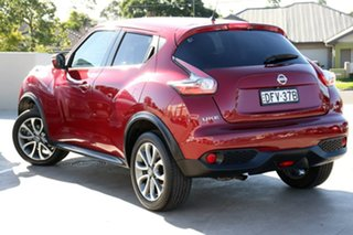 2016 Nissan Juke F15 Series 2 ST X-tronic 2WD Magnetic Red 1 Speed Constant Variable Hatchback.
