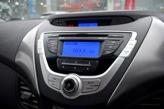 2012 Hyundai Elantra MD Premium Red 6 Speed Sports Automatic Sedan
