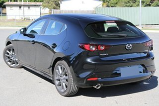 2019 Mazda 3 BP2HLA G25 SKYACTIV-Drive Evolve Jet Black 6 Speed Automatic Hatchback.