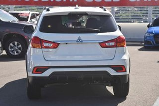 2019 Mitsubishi ASX XC MY19 LS 2WD White 6 Speed Constant Variable Wagon