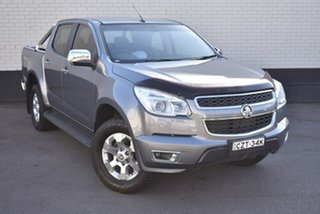 2015 Holden Colorado 7 RG MY15 LT Grey 6 Speed Sports Automatic Wagon