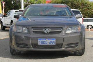2010 Holden Commodore VE MY10 International Grey 6 Speed Sports Automatic Sedan.
