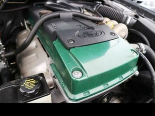 Ford BA Commercial Xl S/side Box 4.0L DEDICATED LPG I6 4 Spe