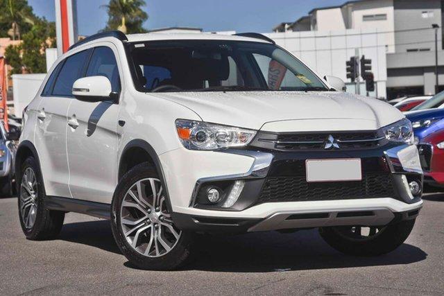 Used Mitsubishi ASX XC MY19 LS 2WD, 2019 Mitsubishi ASX XC MY19 LS 2WD White 6 Speed Wagon