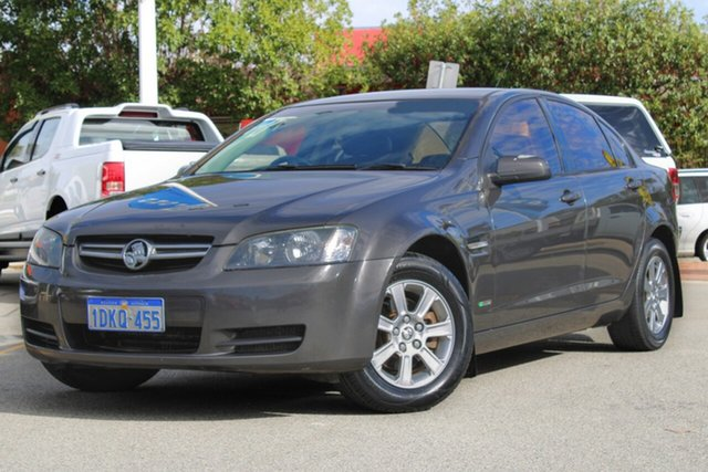 Used Holden Commodore VE MY10 International, 2010 Holden Commodore VE MY10 International Grey 6 Speed Sports Automatic Sedan
