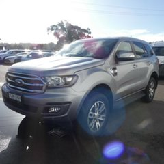 2019 Ford Everest UA II 2019.00MY Trend 4WD Silver 10 Speed Sports Automatic Wagon.