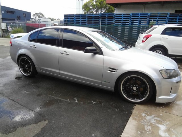 Used Holden Commodore VE MY10 Omega, 2009 Holden Commodore VE MY10 Omega Silver 6 Speed Automatic Sedan