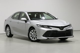 2018 Toyota Camry ASV70R MY19 Ascent Silver 6 Speed Automatic Sedan.